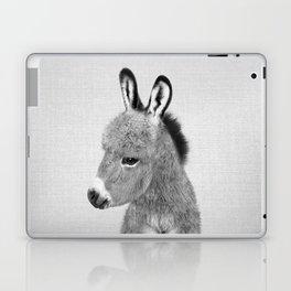 Donkey - Black & White Laptop & iPad Skin