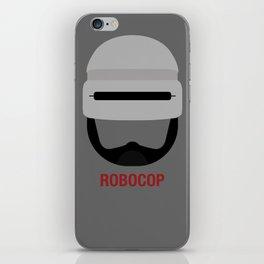 ROBOCOP iPhone Skin