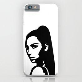Kim K iPhone Case