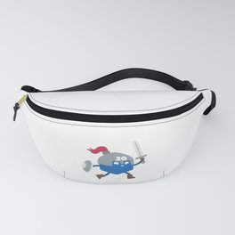 20 Sided Hero Fanny Pack