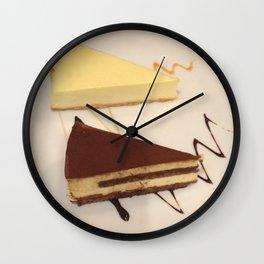 piece of cake Wall Clock