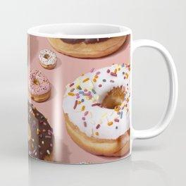 Donuts Donuts Donuts Coffee Mug