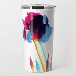 Glitches Iris Travel Mug