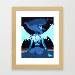 Ocean Gem Framed Art Print