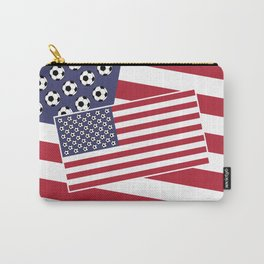United States of Soccer Carry-All Pouch