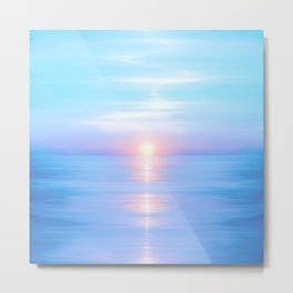 Sea of Love III Metal Print