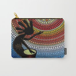 Kokopelli. God of fun and fertility Carry-All Pouch