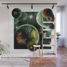 Eco Friendly Wall Mural