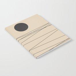 Minimal Landscape Notebook
