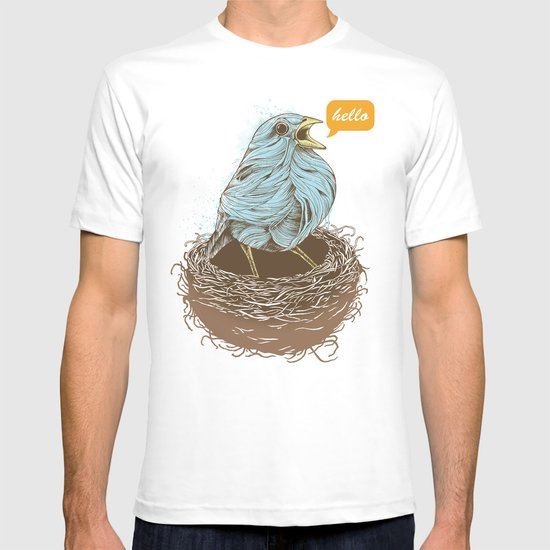 Twisty Bird T-shirt