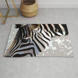Zebra-Art Rug