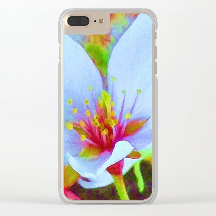 Splendor Clear iPhone Case