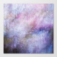 cosmos Canvas Prints featuring Cosmos by Angela Fanton