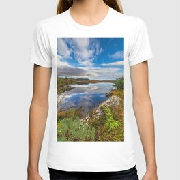 Bodgynydd Lake Snowdonia T-shirt