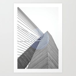 The Bridge 001 Art Print