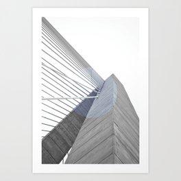 The Bridge 001 Art Print