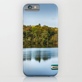 Loch Awe Reflections iPhone Case