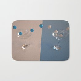 Asymmetry Bath Mat