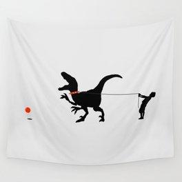 Bad Dino Wall Tapestry