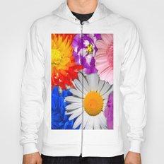 lovely Flower mix Hoody