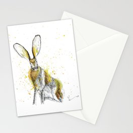 Jack Rabbit I Stationery Cards