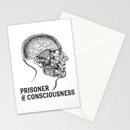 Prisoner of Conciousness Stationery Cards