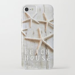 beach house iPhone Case
