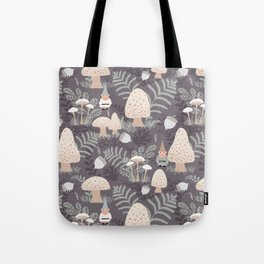 Forest Gnomes Tote Bag