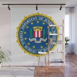 FBI Seal Wall Mural