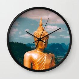 Buda Wall Clock
