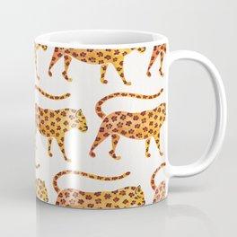 Jaguar Pattern Coffee Mug