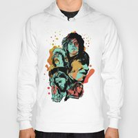 floyd Hoodies featuring Pink Floyd Tribute by RJ Artworks