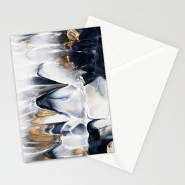 Abstract Flow 02 Stationery Cards