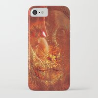 beauty and the beast iPhone & iPod Cases featuring beauty and the Beast by  Agostino Lo Coco