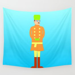 The Russian (II) Wall Tapestry