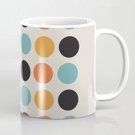 Bauhaus dots Coffee Mug