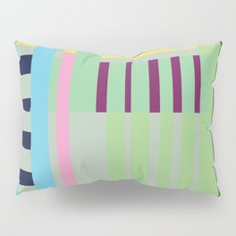 Organized thoughts Pillow Sham