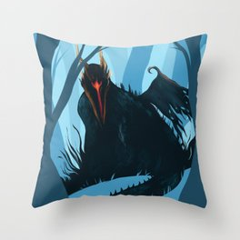 Kalameet Throw Pillow