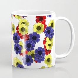 Freya Flower Fall--Home Decor Coffee Mug