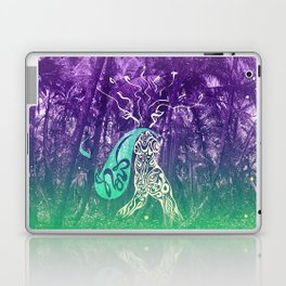 Yes, you can go wild now Laptop & iPad Skin