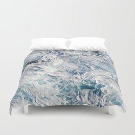Seafoam Pacific Duvet Cover