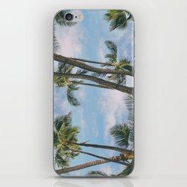 palmy iPhone Skin