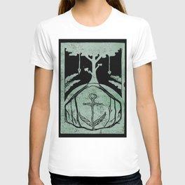 Grounding (Black) T-shirt