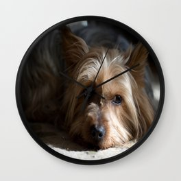 Lazy Kind of Day Wall Clock