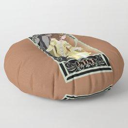 Lili Nouveau - Legend Floor Pillow