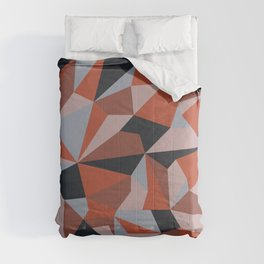 crystalized autumn Comforters