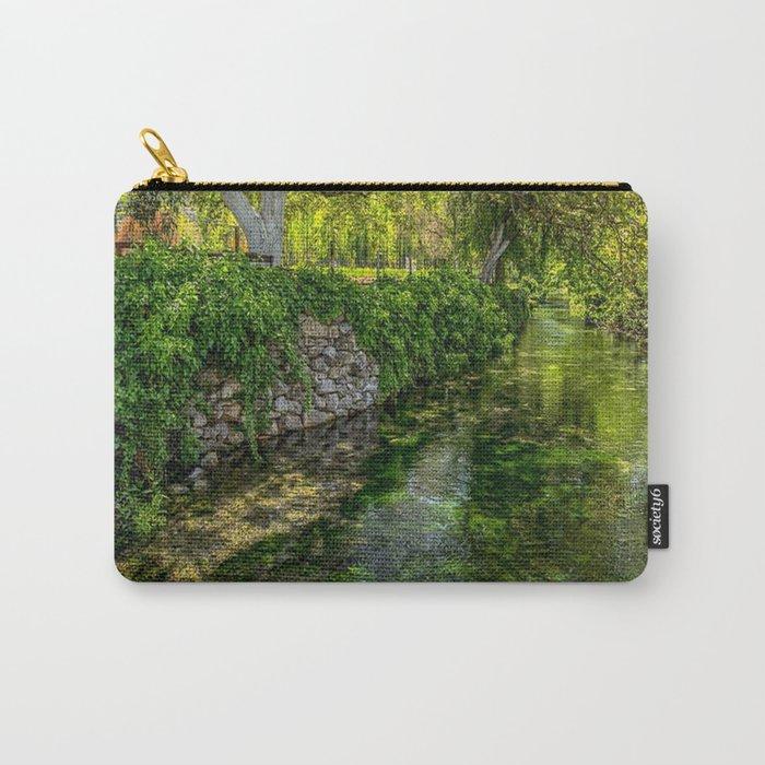 GREEN ART Carry-All Pouch
