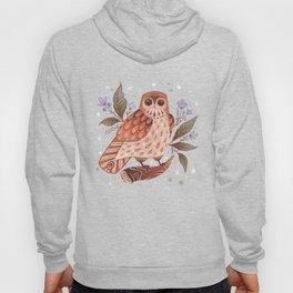 Owl Blooms Hoody