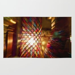 Abstract Alice Rug