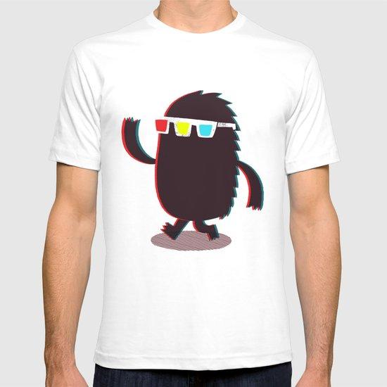 MONSTER 3d T-shirt